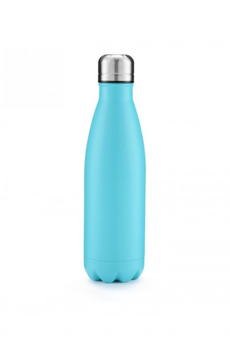 PINK FUSHIA MANIAK™ ICE AGE SPORTS - STAINLESS STEEL WATER BOTTLE