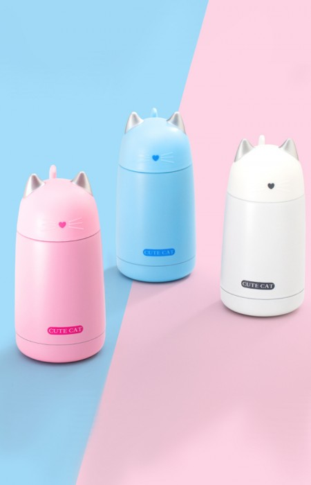 MELO™ THE CUTE CAT - LEAK-PROOF THERMOS MUG