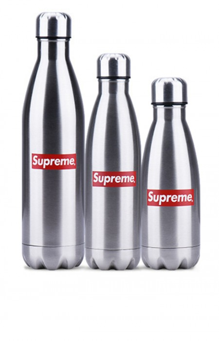 SUPREME™ FORCEFUL - STAINLESS STEEL WATER BOTTLE ALL FORMAT