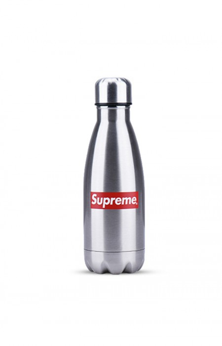 SUPREME™ FORCEFUL - STAINLESS STEEL WATER BOTTLE STEEL 350 ML