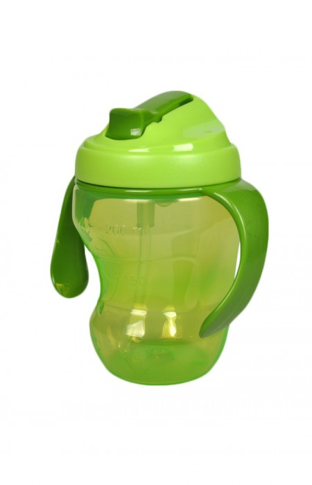 BAMBY™ TRAINING - KIDS STRAW CUP YELLOW