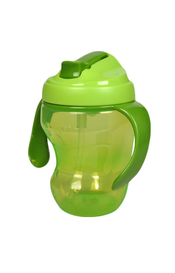 BAMBY™ TRAINING - KIDS STRAW CUP GREEN