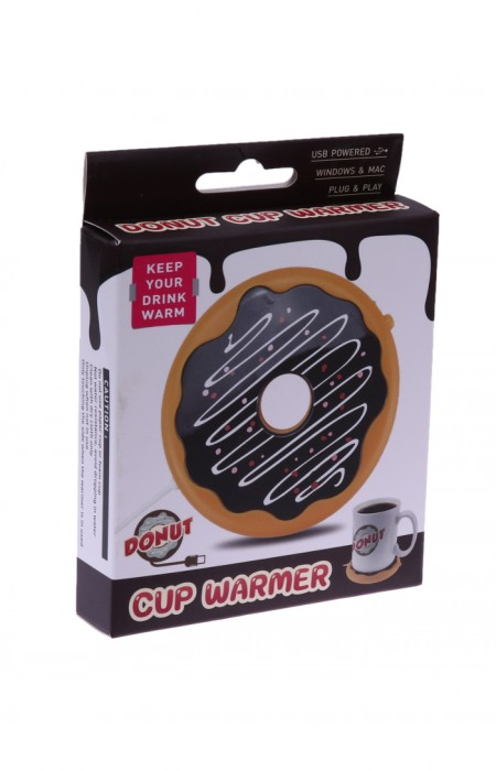 HAPPY THINGS™ DONUT - USB CUP WARMER